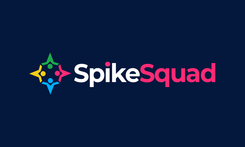 Spikesquad - Marketing brand name for sale