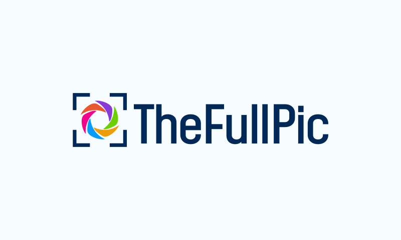 Thefullpic - Photography domain name for sale