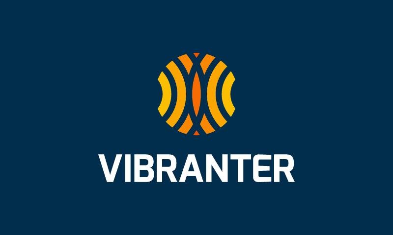 Vibranter logo