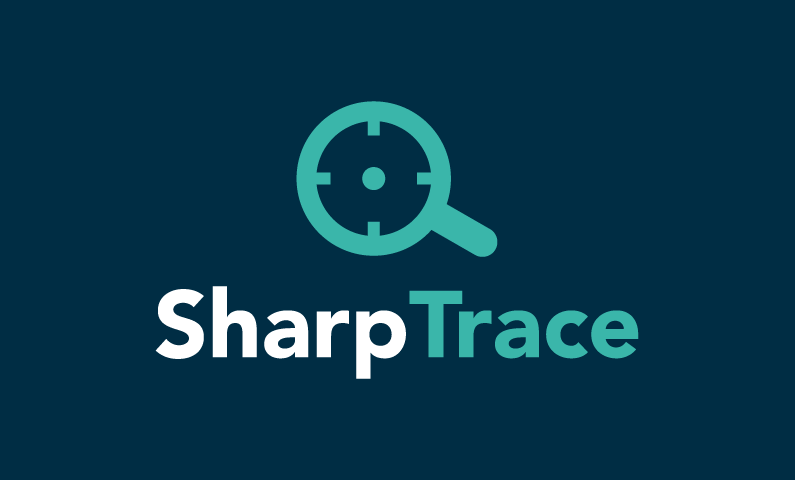 Sharptrace - Analytics startup name for sale