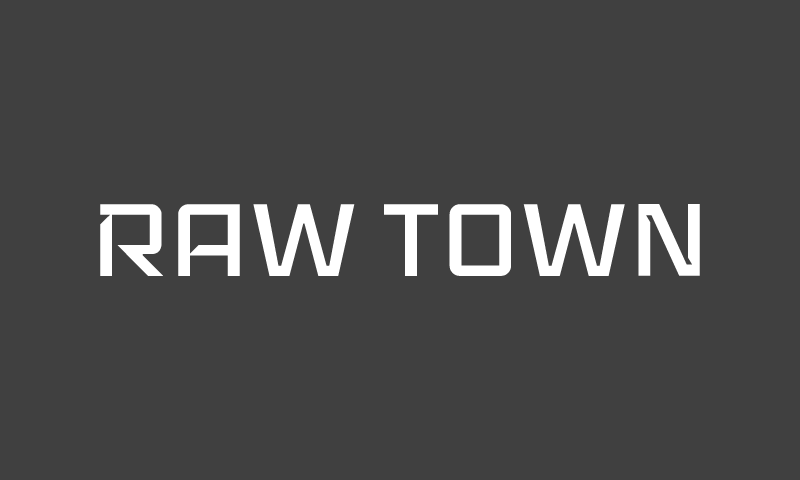 Rawtown - E-commerce product name for sale