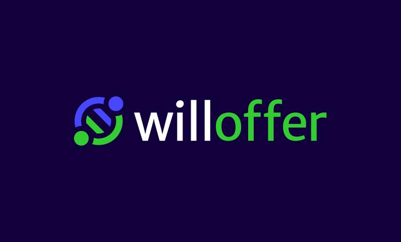 Willoffer - E-commerce domain name for sale