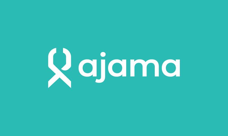 Ajama - Beauty brand name for sale