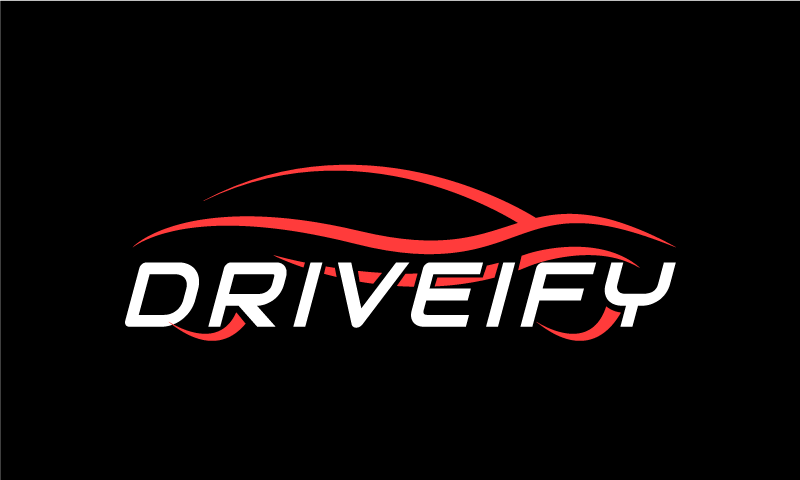 Driveify - Transport brand name for sale