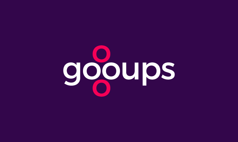 gooups logo
