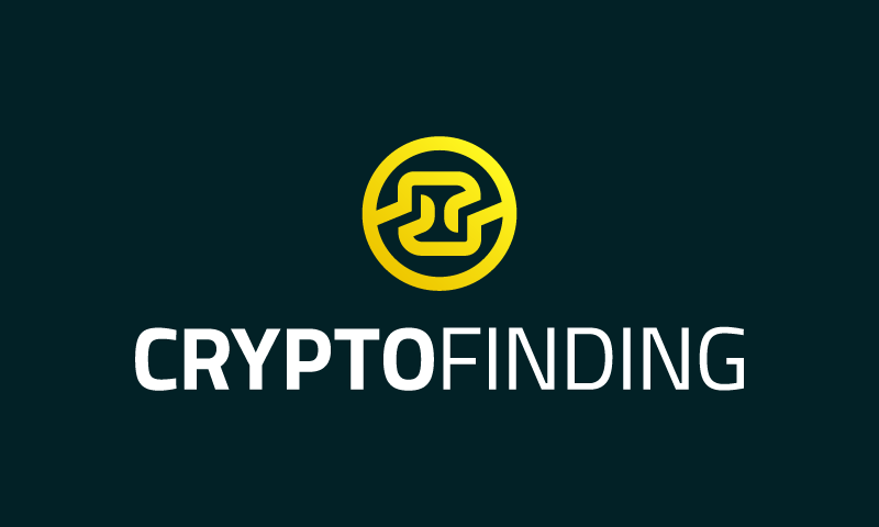 Cryptofinding - Cryptocurrency startup name for sale