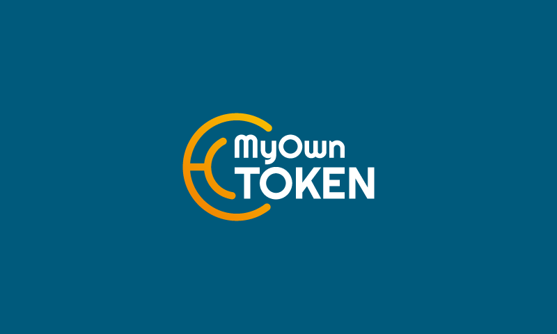 Myowntoken - Cryptocurrency product name for sale