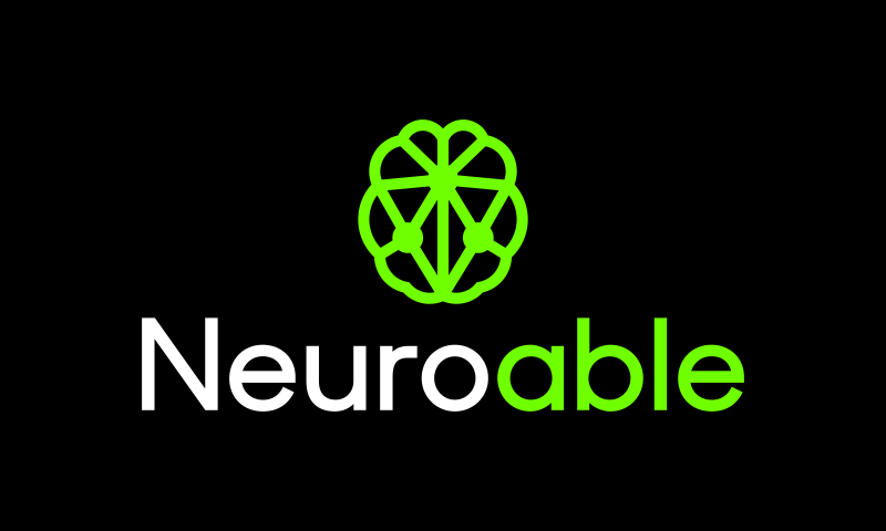 Neuroable - Artificial Intelligence product name for sale