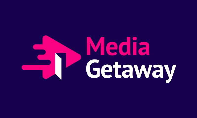 Mediagetaway - Media brand name for sale