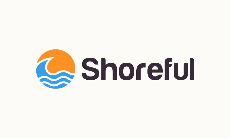 Shoreful - Travel domain name for sale