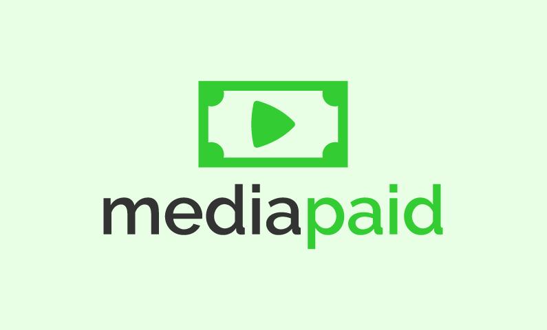 Mediapaid - Media brand name for sale
