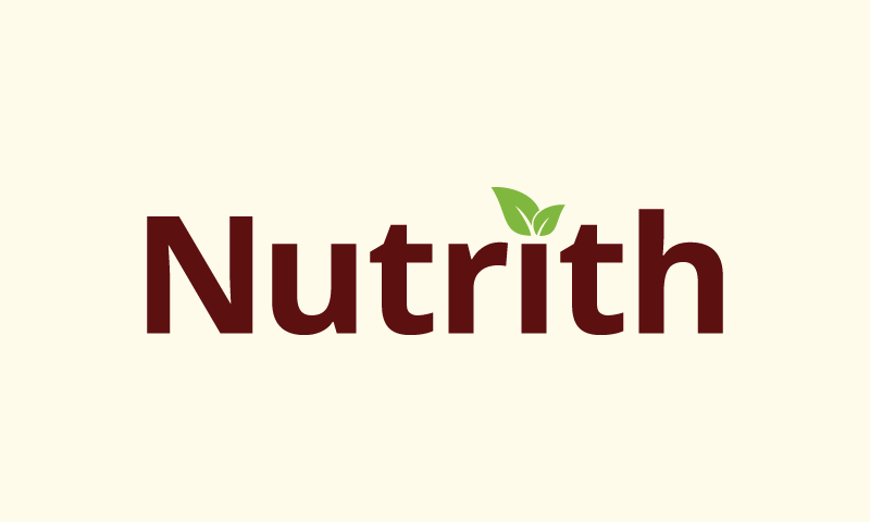 Nutrith - Diet domain name for sale