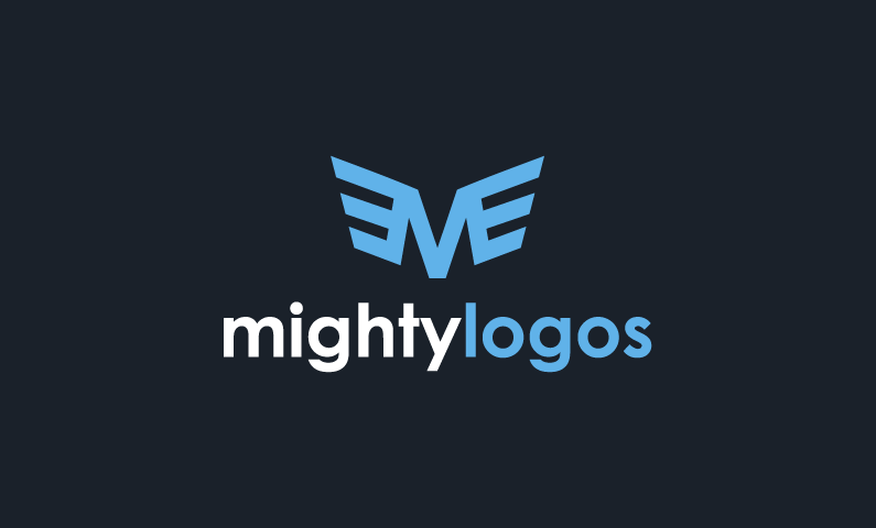 Mightylogos - Widely-appealing domain name for sale