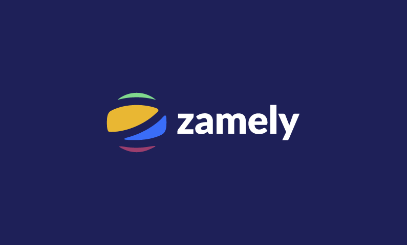 Zamely - Retail domain name for sale