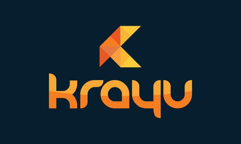 Krayu - Business brand name for sale