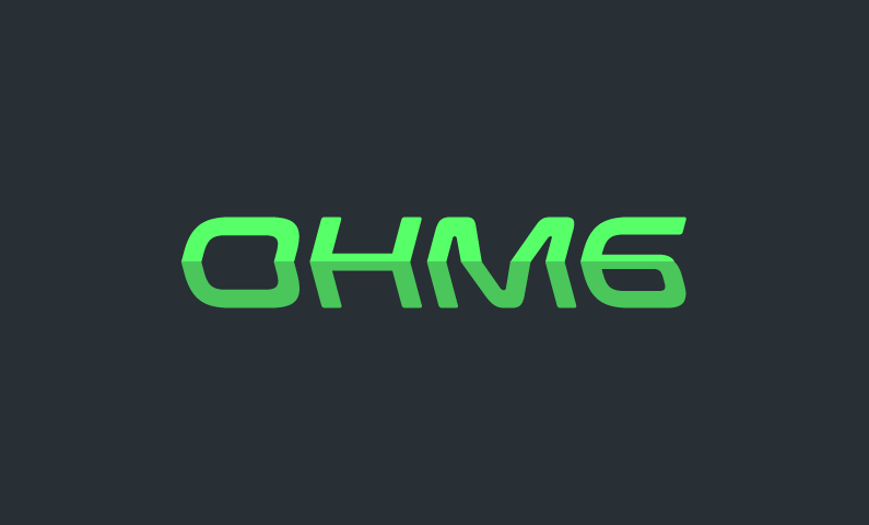Ohm6 - Technology startup name for sale