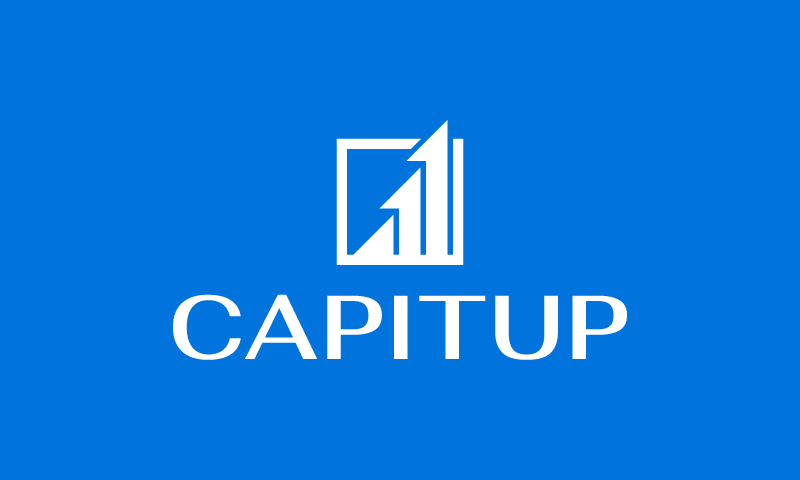 Capitup - Technology startup name for sale