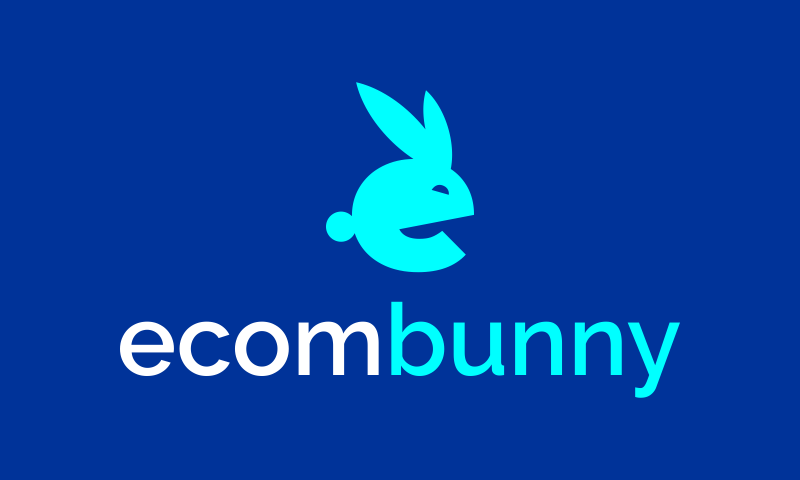 Ecombunny - Friendly startup name for sale
