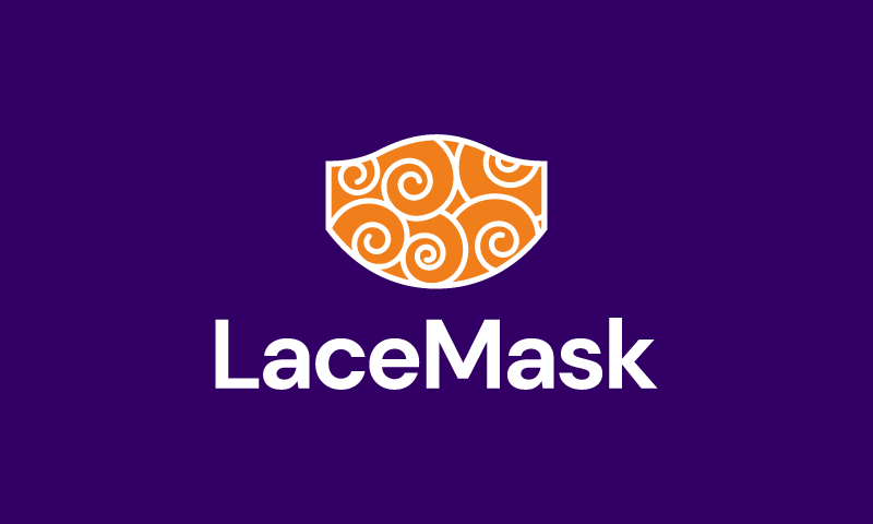 Lacemask - Fashion business name for sale