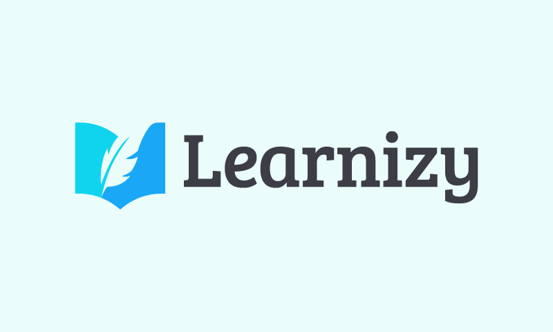 Learnizy - Education brand name for sale