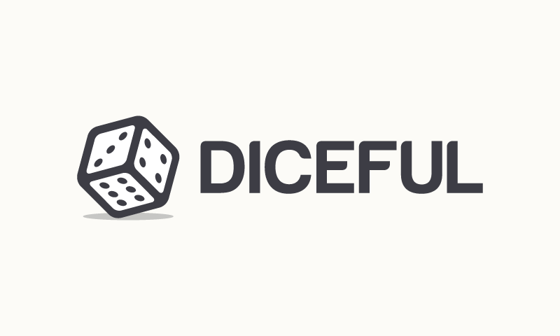 Diceful logo