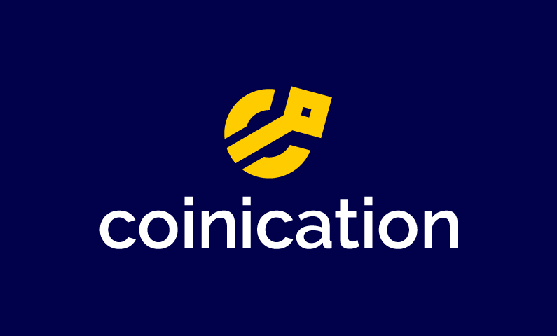 Coinication - Finance domain name for sale