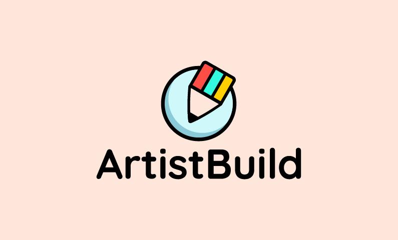 Artistbuild - Media brand name for sale