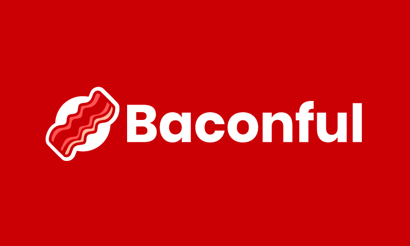 Baconful - Retail product name for sale