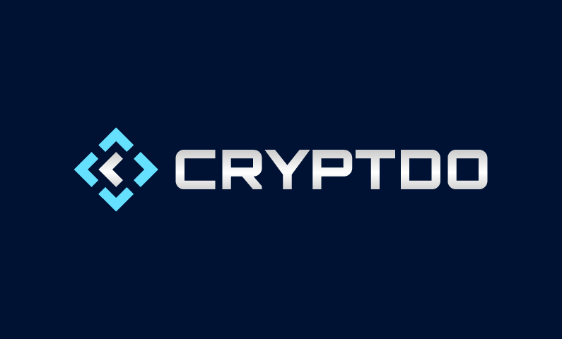 Cryptdo - Cryptocurrency business name for sale