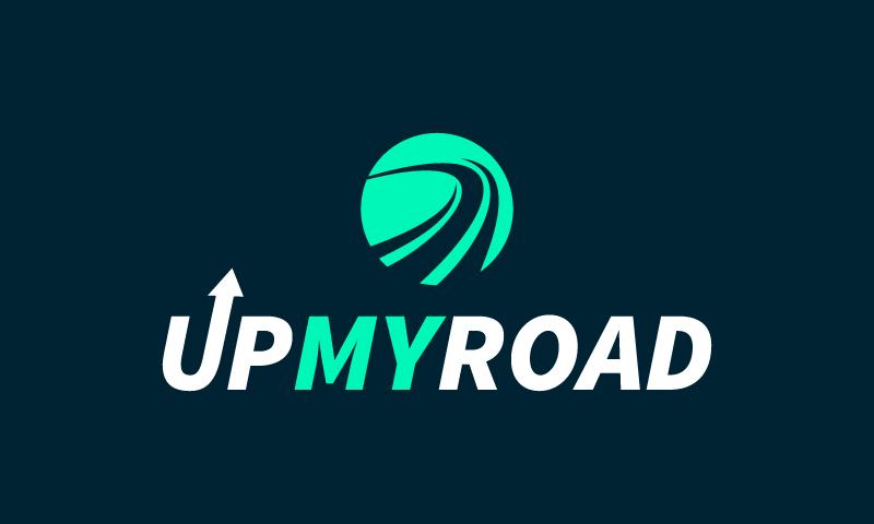 Upmyroad - Business startup name for sale
