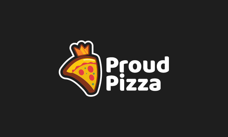 Proudpizza - Retail company name for sale