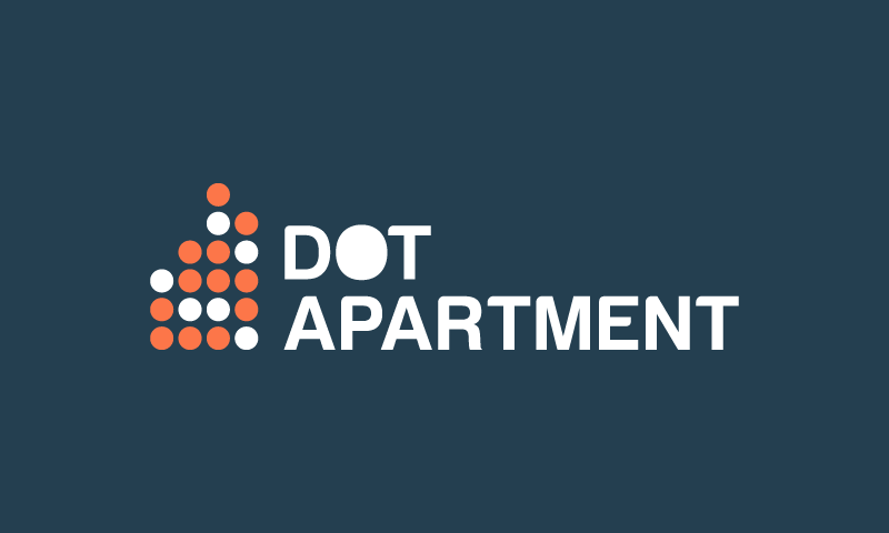 Dotapartment - Real estate domain name for sale