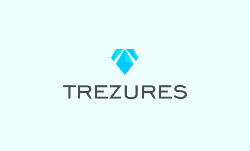 Trezures logo