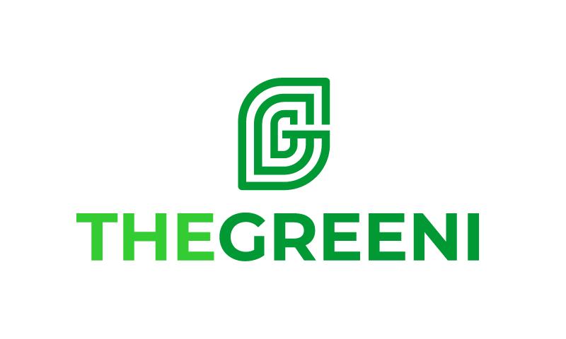 Thegreeni - Business company name for sale