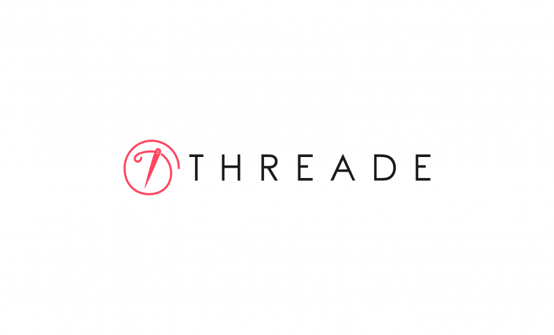 Threade - Fresh and brandable domain name