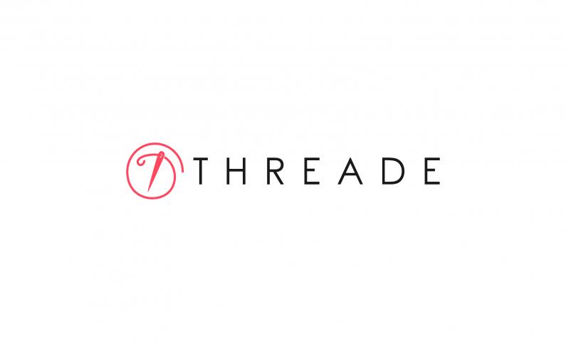 Threade - Fresh and brandable domain name