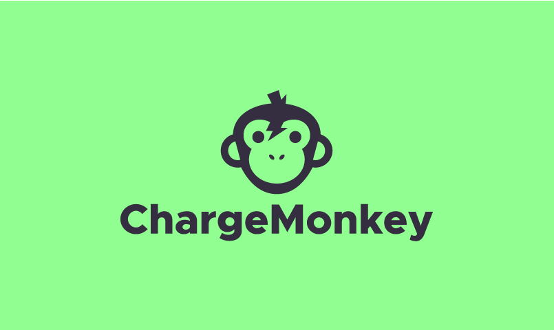 Chargemonkey - Technology business name for sale