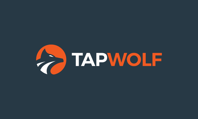 Tapwolf - Marketing domain name for sale
