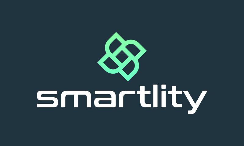 Smartlity - Smart home brand name for sale