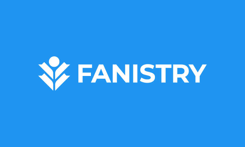 Fanistry - Retail brand name for sale