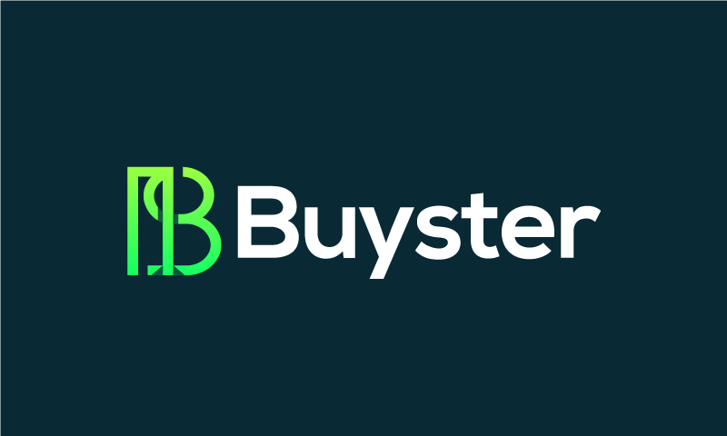 Buyster - E-commerce domain name for sale