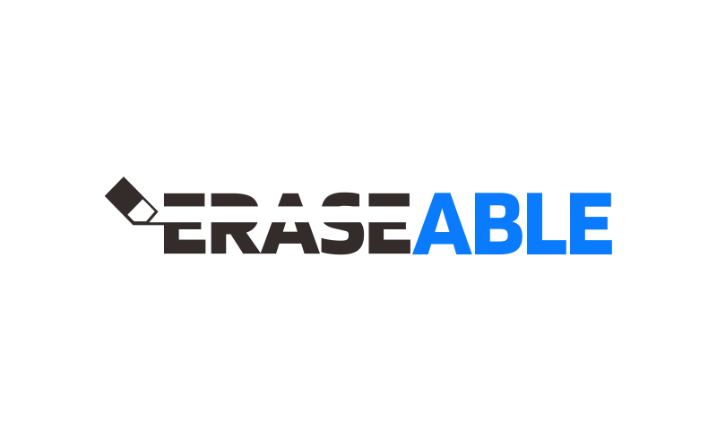 Eraseable - Security brand name for sale