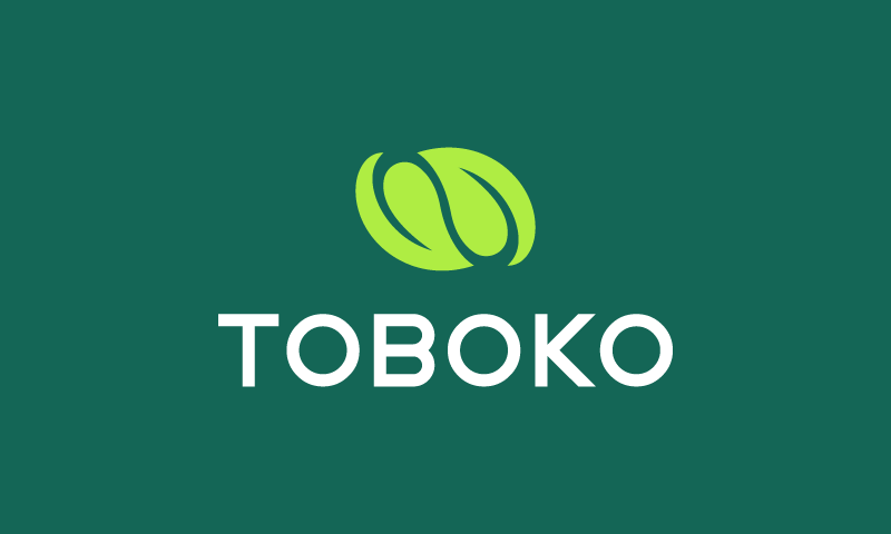 Toboko - E-commerce company name for sale