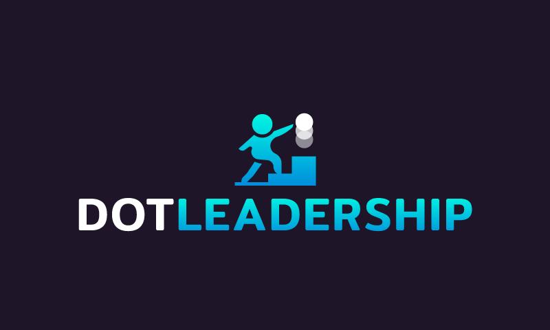 Dotleadership - Politics business name for sale