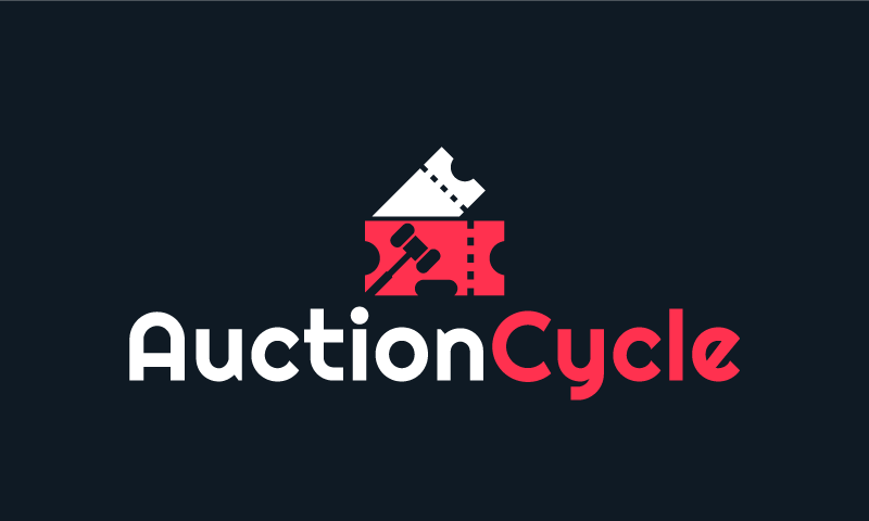 Auctioncycle - Technology domain name for sale