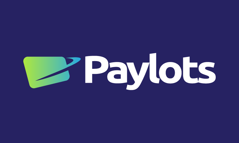 Paylots - Banking product name for sale