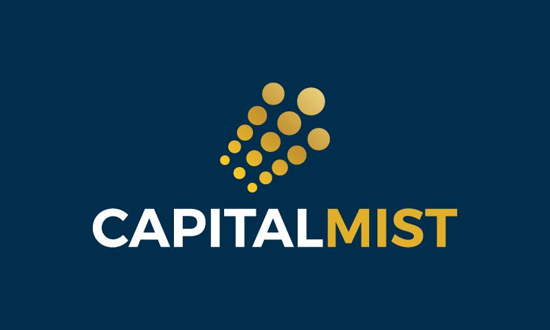 Capitalmist - Finance company name for sale