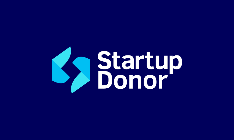 Startupdonor - Business company name for sale