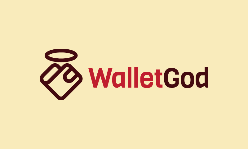 Walletgod - Cryptocurrency company name for sale