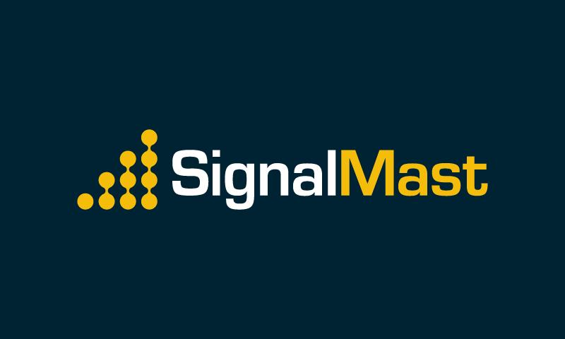 SignalMast logo